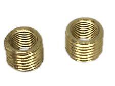 """SCARICO Riduttore Anello barss 1/4"""" x 1/8"""" Raccordo riduzione Boccola Set Test Nipplo Point"""