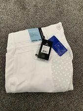 Ariat Womens White Breeches (size 30)