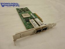 W773M Dell 0W773M QLE8152 10GB PCI-E Dual Port HBA Network Adapter