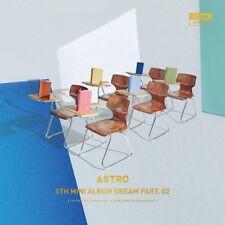 ASTRO Dream Part.02 BARAM Wish ver. 5TH MINI CD + PHOTOCARD + 2 FOLDED POSTER