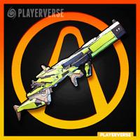 Borderlands 3 - Non-Modded Mayhem 10 Reflux - Level 65 Gun Xbox/PS4/PC Weapon