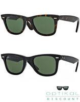 Ray Ban RB2140 original wayfarer occhiali da sole originali garanzia 24 mesi new