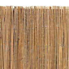 bambus sichtschutzmatte 100 cm 4 m windschutz bambusmatte sichtschutz