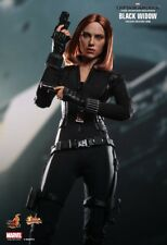 Hot Toys 1:6 MMS239 Captain America Winter Soldier 'Black Widow' SEALED SHIPPER