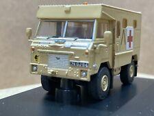 Oxford Diecast Military LRFC001 Land Rover FC 101 Ambulance Gulf War 1991