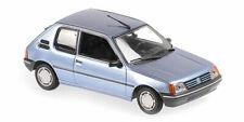 1:43 Minichamps Peugeot 205 1990 bluemetallic
