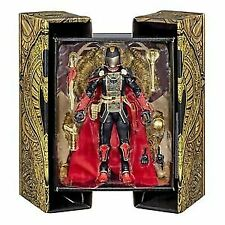 G.I. Joe Classified Series Snake Supreme Cobra Commander Figure
