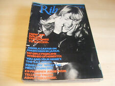 Spare Rib Women's Liberation Feminist Magazine Number 11 May 1973.