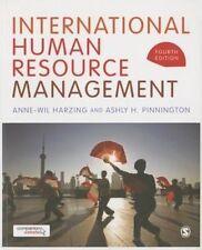 International Human Resource Management by SAGE Publications Ltd (Paperback, 20…