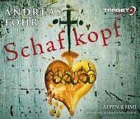 ANDREAS FÖHR - SCHAFKOPF 6 CD HÖRBUCH KRIMI THRILLER NEU