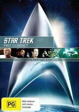Star Trek VIII - First Contact (DVD, 2009, 2-Disc Set)