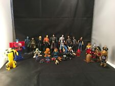 Toys / Action Figures Lot of 28 – Young Justice / Marvel / DC /  Bruce Lee +++
