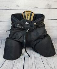 Reebok Hockey Pants 87 Sc4 Youth Black & Gold Pittsburgh Penguins Medium
