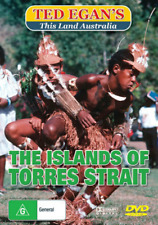 The Islands of Torres Strait Ted Egans This Land Australia DVD Documentary