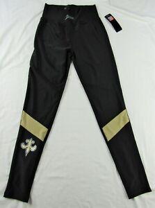 New Orleans Saints NFL Zubaz Blooper Women's Leggings