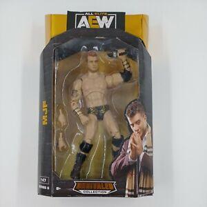 AEW Unrivaled Series 6 MJF Maxwell Jacob Friedman Action Figure Wrestling NEW