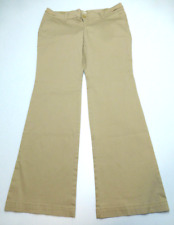 Old Navy Maternity Womens Size 6 Beige Casual Real (Adjustable) Waist Pants New