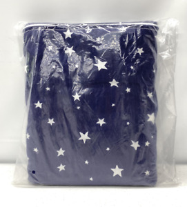 Pottery Barn KIDS Navy Glow-In-The-Dark Stars Anywhere Chair Slipcover~REGULAR