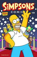 SIMPSONS COMICS #219  NM 1ST PRINT