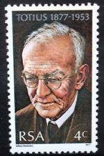 SOUTH AFRICA 1977 Jacob du Toit Birth Centenary Set of 1 Mint Never Hinged SG412