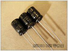 20pcs ELNA Black Gold CE-BP Series 3.9uF/50V 10% Non-polar Capacitance for Audio