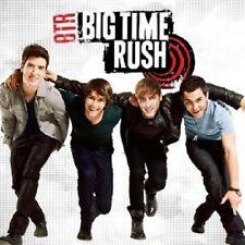 "BIG TIME RUSH ""BTR"" CD GERMAN EDITION BONUSTRACKS NEW"
