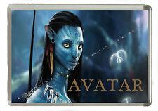 Avatar Film Poster Fridge Magnet - Jumbo Size 90mm x 60mm