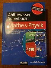 Abiturwissen Superbuch Mathe & Physik (2008, Taschenbuch)