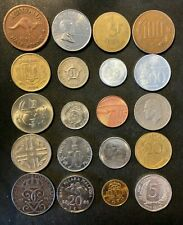 New ListingCoins of the World Lot - 20 Different Nations - Free Ship - Lot #Y1A