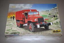 Heller 81119 Bausatz GMC LKW Pompier Feuerwehr 1:35 OVP