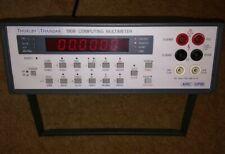 TTI Thurlby Thandar 1906 Computing multimeter
