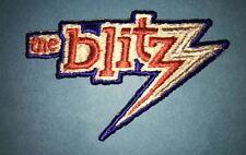 Rare Vintage 1983 USFL Chicago Blitz Football Jacket Backpack Hat Patch