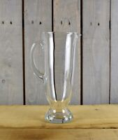 Glass Jug Pitcher Water Wine Juice Cocktail 1500 ml Tall 29 cm