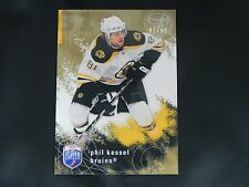2007-08 Upper Deck UD Be A Player Player's Club #19 Phil Kessel Boston / 99