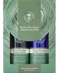 Neal's Yard Remedies Organic Winter Woodland / Wash & Lotion / Gift Set