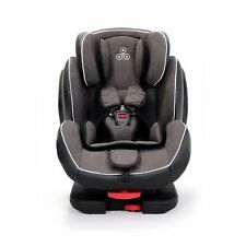 Solar Car Seat Group 1-2-3 Isofix and Recline Car Seat in Dark Grey