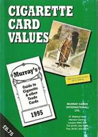 , Cigarette Card Values 1995: Guide to Cigarette and Other Trade Cards, Like New