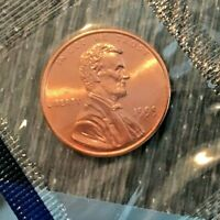 1999 P D S - LINCOLN CENT- GEM BU  from Mint Sets in Cello + PROOF