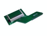 Neu Externe 44 Polig Dreieck Buchse Cf Karte zu Ide Adapter Amiga 600 1200 #546
