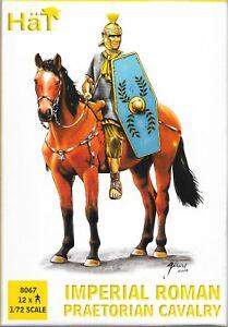 HäT/HaT Greco-Roman Era Imperial Roman Praetorian Cavalry 1/72 Scale 25mm