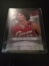 Anderson Varejao Cavaliers 2004-2005 Skybox Autographics #97 410/750
