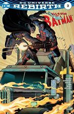 ALL STAR BATMAN # 3 Regular Cover DC Scott Snyder