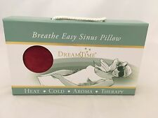 Dreamtime Breath Easy Sinus Pillow Heat Cold Aroma Therapy