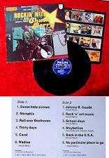 LP Chuck Berry: Rockin´ With Chuck (Philips Success 9279 540) NL