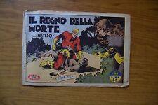 FUMETTO ALBO GIGANTE VICTORY N. 17 5 2 1948 con MISTERO COMPLETO LIRE 35