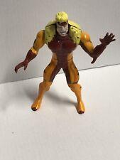 Sabertooth Marvel Toy Biz Heavy Metal Heroes Action Figure 1994 X-men