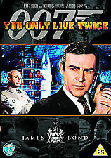 Bond Remastered - You Only Live Twice (1-disc) [DVD], in Good Condition, Teru Sh
