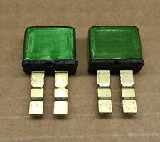 NEW - RV/Camper/Trailer - 12V Circuit Breaker, 30A Auto-Reset, 2 PACK