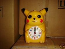 Pokemon Pikachu musical alarm clock