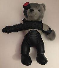 "RARE Star Trek Las Vegas Experience Exclusive BORG BEAR 15"" Teddy Plush Doll!"
